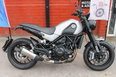 2018 18 Benelli Leoncino 500 *finance Available, Remainder Of Benelli Warranty*