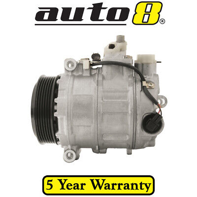 AIR CON CONDITIONING AC Compressor Mercedes-Benz 203 639 00-On EIS