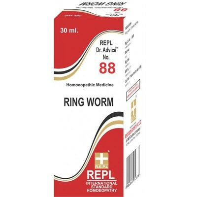 Best Homeopathic Medicine For Ring Worm & Circular Patches For UK 30 ml
