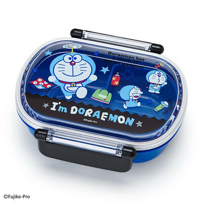 Doraemon lunch box DXS (I 'm DORAEMON) Sanrio Kawaii Made in Japan F/S NEW
