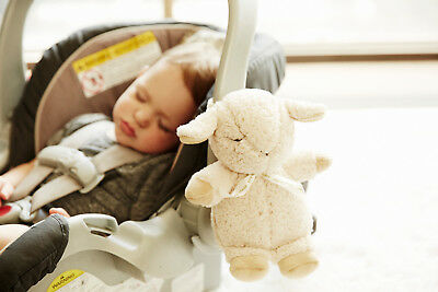 Cloud b-Sleep Sheep On The Go-helps the baby with sleep