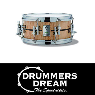 """Sonor Benny Greb Signature 13"""" x 5.75"""" Beech Shell Snare Drum  - ONLY 5 IN OZ!"""