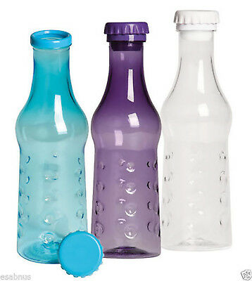 Refillable Reusable Ecofriendly Dot 600ml Plastic Bottle With Screw Top Recycle
