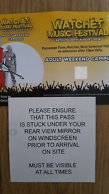 Watchet Festival Tickets