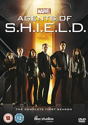 Marvel's Agents of S.H.I.E.L.D. - Season 1 [DVD] -  CD P4LN The Fast Free