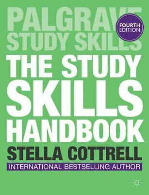 The Study Skills Handbook by Stella Cottrell 9781137289254 (Paperback, 2013)