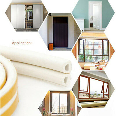 Self Adhesive Doors for Windows Foam Seal Strip Soundproofing 6A