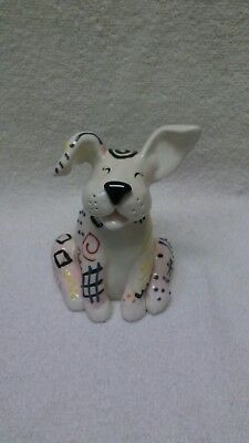 Willitts Designs Whimsiclay Amy Lacombe Dog