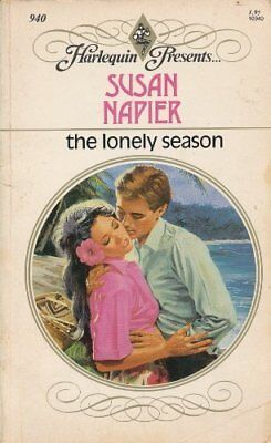 The Lonely Season (Harlequin Presents, No 940)