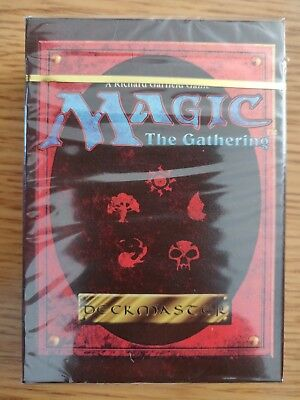 Magic The Gathering 4th Edition Starter Deck Mint Sealed