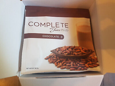 Complete by Juice Plus+® Chocolate Shake EXPIRES 09/2019