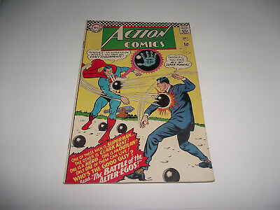 DC Action Comics #341 1966 VG