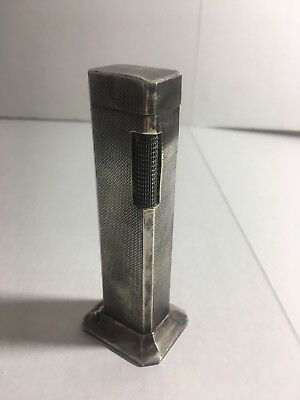 dunhill tallboy lighter made in England
