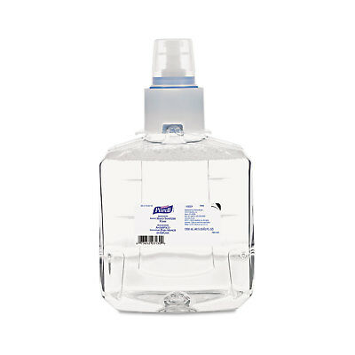 PURELL Advanced Instant Hand Sanitizer Foam, LTX-12 1200mL Refill, Clear,