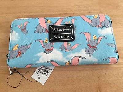 Disney Parks Loungefly Dumbo Wallet ~ New With Tags!