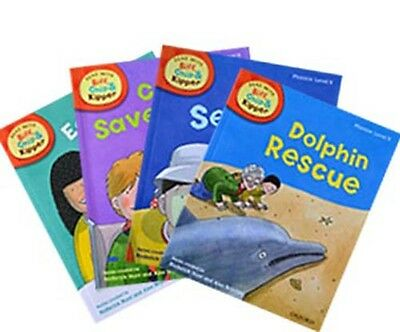 Biff, Chip and Kipper - Level 5 - Phonics Collection (4 books)  (5-6 years)