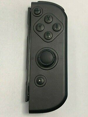 Replacement Black Joy-Con Right Wireless Controller for Nintendo Switch