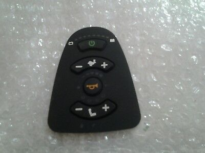 spare part SHARK DYNAMIC DK-REMD01 CONTROL PAD ONLY STICK ON BRAND NEW