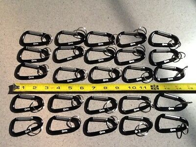 Lot of 25 NEW Jose Cuervo Carabiner Keychains