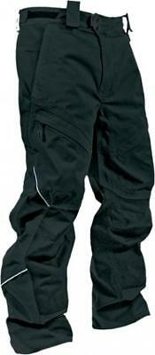 HMK Action 2 Mens Snowmobile Pant Black Large