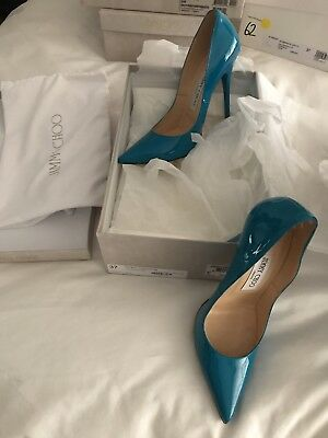 JIMMY CHOO BOX BAG 37 Anouk Amazing heels