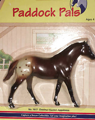 Breyer Model Horses Paddock Pals Bay Blanket Appaloosa