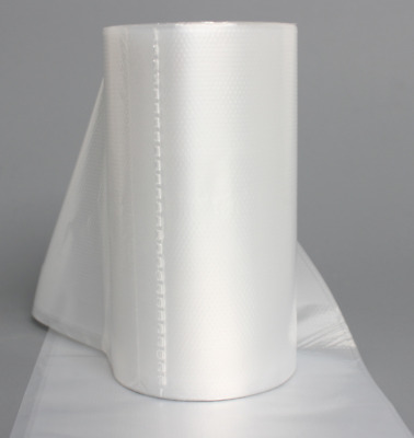 400Ct 6Gallon White Prime Drawstring Trash Bag for Commercial Kitchen Yard Clear