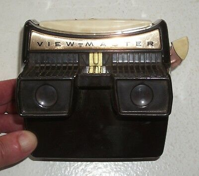 Viewmaster Viewer Model F with Internal Light