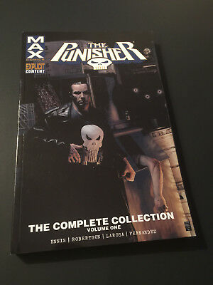Punisher: The Complete Collection - Garth Ennis - TPB - Vol 1