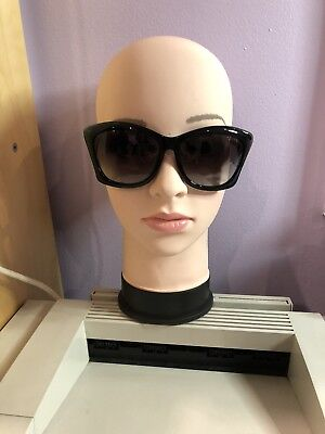New Tom Ford Tf 280 01B Lana Sunglasses Black Authentic Gradient 59-16-135 ebefc7f517c0
