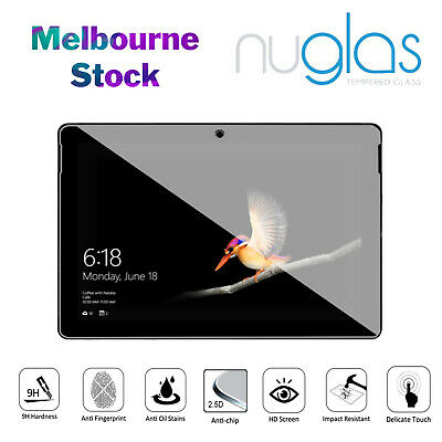 """For Microsoft Surface Go Tablet 10"""" NUGLAS Tempered Glass Screen Protector"""