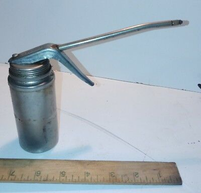 Vintage Made In Usa Oil Can Stainless Steel?