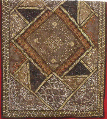 Stunning Hand Crafted Traditional Indian Wedding Celebration Wall Hanging