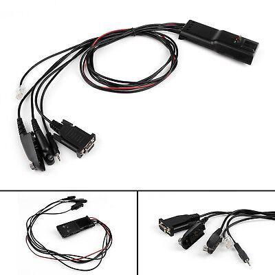 5in 1 Programming Cable For Motorola GP300 GM300 GR1225 M110 GP344/388/644 AU