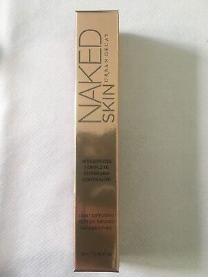 Anticernes Naked Skin Urban Decay Teinte Light Warm
