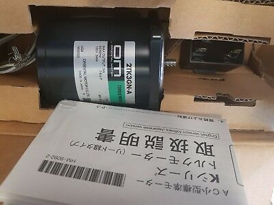 New Oriental Motor 2Tk3Gn-A  Motor. Fedex Or Tracked Shipping
