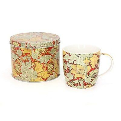 William Morris Mug in a Tin, Art and Design, Coffee, Tea, Collectables LP93248