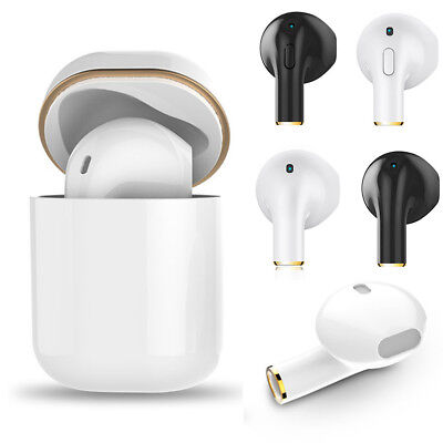 Wireless Bluetooth Earphones In Ear Headphone Earbuds For iPhone 6 7 8 X Samsung