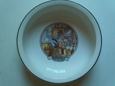 Foxwood Tales Candy Store 1994 Villeroy & Boch Bowl
