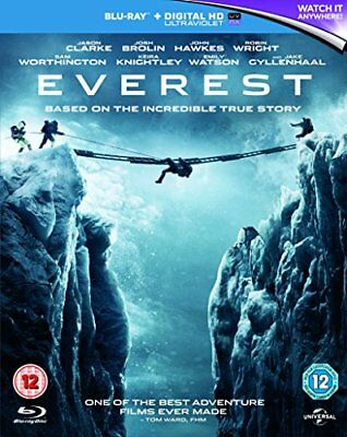 Everest [Edition: United Kingdom] [Blu-ray 3D + Blu-ray + Digital ... -  CD 60VG