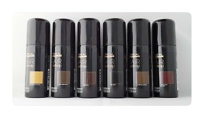 Loreal Hair TOUCH UP Haar-Ansatzspray, 75 ml Kaschierspray