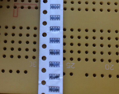 220 330 Ohms 1206 SMD 4 Isolated Resistor Array Convex Surface Mount 0.25W
