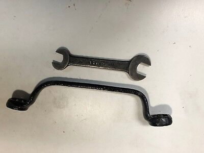 Vintage Ford Embossed Wrenches