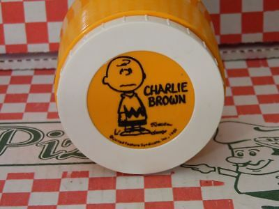 Vintage Thermos Insulated Jar #1155 Peanuts Charlie Brown Soup Lunch