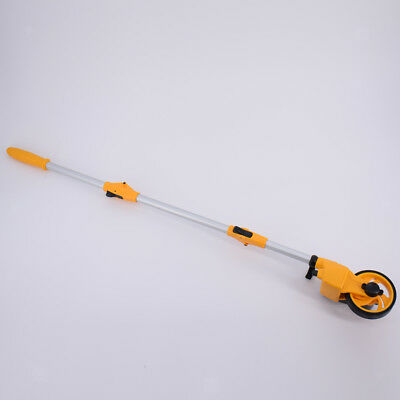 1000m Distance Measuring Wheel Foldable in Bag Surveyors Builders Road Land