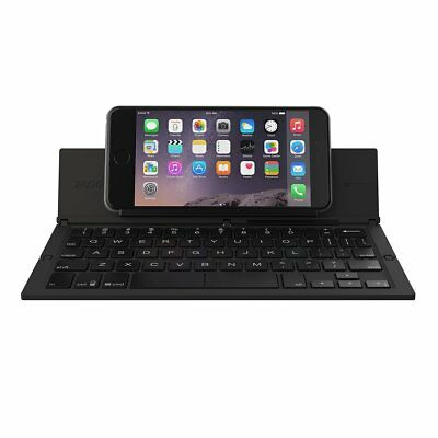 ZAGG Foldable Wireless Pocket Keyboard Universal for Smartphones & Apple