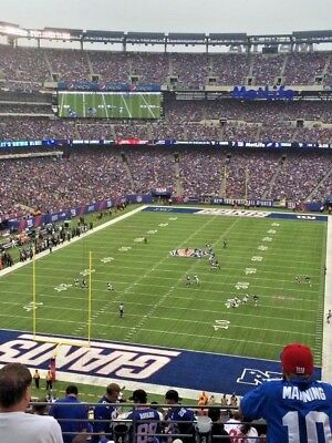 Ny Giants Season Tickets. Great Seats! 2nd Row Mez 224b! with PARKING! 1463746ad