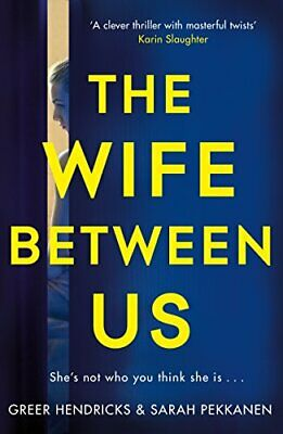 The Wife Between Us by Pekkanen, Sarah Book The Fast Free Shipping