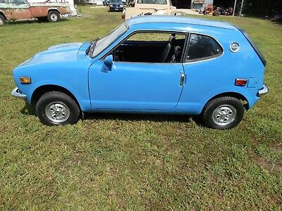 1972 Honda Other  1972 Honda Z 600 Coupe Runs Great condition only 44,200 actual miles clean title