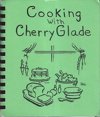 Accident Md 1980 Cooking With Cherry Glade Mennonite Church Cook Book * Maryland